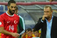 Arda Turan'dan Fatih Terim'e sürpriz