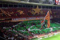 Arena'da Fenerbahçe'yi kızdıracak koreografi