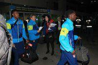 Arsenal İstanbul'a geldi