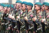 IŞİD'e karşı 10 bin asker hazır