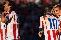 Atletico'yu Griezmann taşıdı