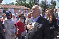 Nabi Avcı için 'Eğitimin Eınsteın'ı pankartı açtılar