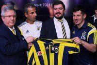 Aziz Yıldırım Galatasaraylı ismi Fenerbahçeli yaptı