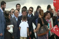 Başbakan Davutoğlu'nun çok konuşulan fotoğrafı!
