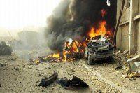 Bağdat'ta kanlı pazar! Onlarca ölü var