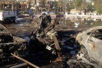 Bağdat'ta bombalı saldırı, 10 ölü