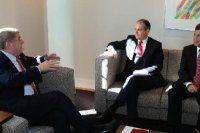 Bakan Kılıç, IOC Başkanı Bach ile görüştü