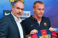 Barça Zubizarreta'yı gönderdi