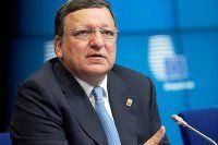 Barosso, 'Türkiye'nin desteği çok etkileyici'