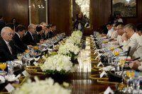 Başbakan Davutoğlu Filipinler'de