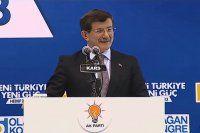 Başbakan Davutoğlu'ndan Bahçeli'ye sert eleştiri