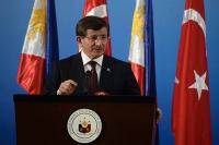 Davutoğlu, 'Barışçıl ortamlar için çalışmaya devam edilecek'