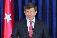 Davutoğlu, 'Irak'ın güvenliği Türkiye için hayatidir'