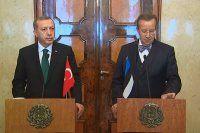 Erdoğan, Kobani'ye gidecek peşmerge sayısını açıkladı