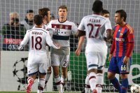 Bayern Münih 2'de 2 yaptı
