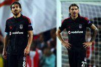 Beşiktaş, devler ligine veda etti