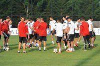 Beşiktaş Arsenal maçı hazırlıklarını tamamladı