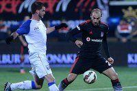 Beşiktaş finale uçtu