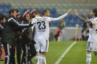 Beşiktaş liderliği bırakmadı