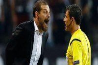 UEFA'dan Slaven Bilic'e ceza!