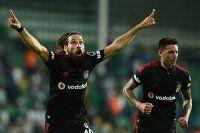 Beşiktaş Olcay'ın golüyle Bursaspor'u devirdi