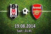 İşte Beşiktaş - Arsenal maçının muhtemel 11'leri
