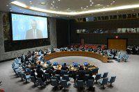 Filistin reddedilen tasarıyı yeniden BMGK'ya sunacak