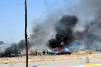 Bomba yüklü araçla saldırı, 5 ölü, 10 yaralı