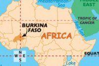 Burkina Faso'da sokağa çıkma yasağı