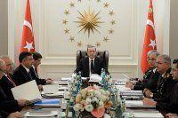 Çankaya'da güvenlik toplantısı yapıldı
