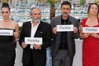 Cannes'a Türk ekibi Soma ile çıktı