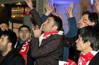 Sivasspor taraftarı 'Herkes gitsin Carlos kalsın'