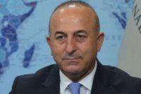 Çavuşoğlu Ban ile Suriye'yi görüştü