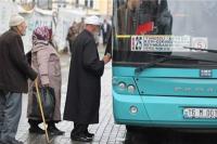 65 yaş üstünü otobüse almayana ceza!