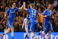 Chelsea PSG maçı geniş özeti ve golleri