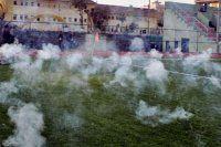 Cizre'de olaylı maç