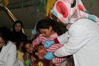 Çocuk felci aşısında ikinci tur uygulaması