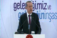 Erdoğan'dan çarpıcı açıklama, 'Amerika'ya ilk gidenler Müslümanlar'