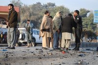 Afganistan'da roketli saldırı, 20 ölü