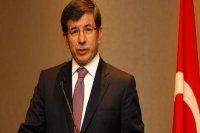 Başbakan Davutoğlu, partisinin oy oranını canlı yayında açıkladı