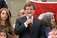 Davutoğlu, 'Siyasi operasyon yapmaya kalkanların maskesi düştü'