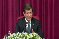 Başbakan Davutoğlu gündemi değerlendirdi