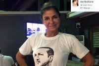 Derya Tuna'dan Erdoğan'a tam destek