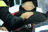 Adanaspor Teknik Direktörü maçta fenalaştı, hastaneye kaldırıldı