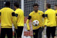 Borussia Dortmund Galatasaray maçına hazır