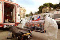 Avrupa'nın ilk Ebola hastası iyileşti