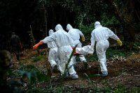 Ebola salgınında ölenlerin sayısı 1552'ye yükseldi