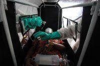 Ebola salgını 2015'te de devam edebilir
