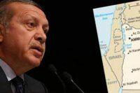 Erdoğan'ın bahsettiği Churchill'in hıçkırığı haritası