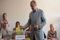 İşte Erdoğan'ın sandığından çıkan oy sonuçları